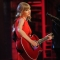 Taylor Swift with Her Guitar