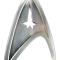Star Trek Metal Badge Giveaway