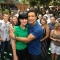 NCIS' Pauley Perrette visits Extra