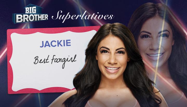 Jackie - Best fangirl