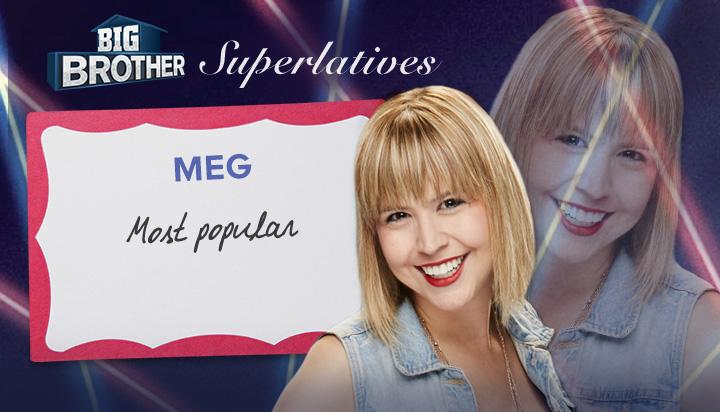 Meg - Most popular