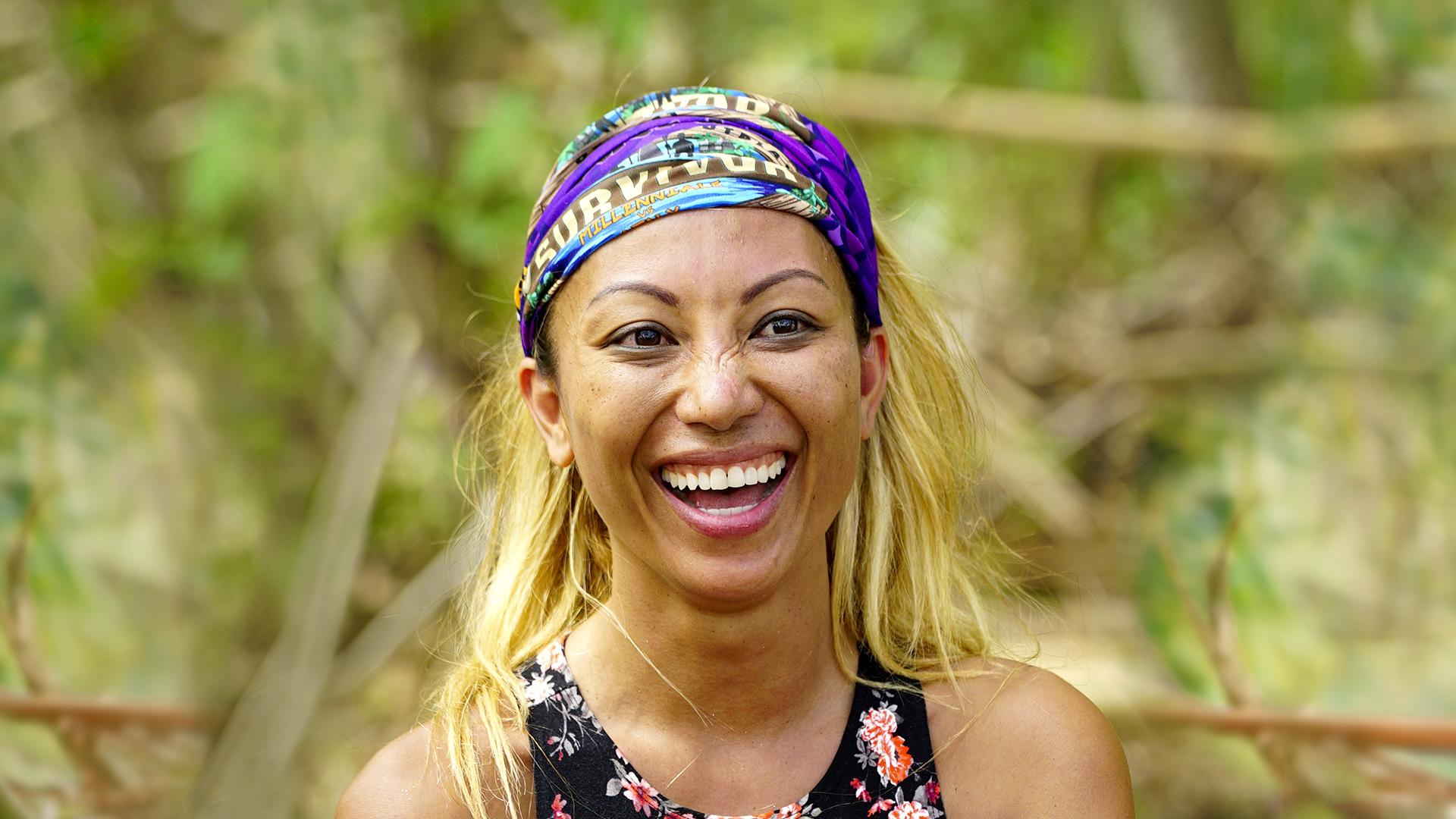 Rachel Ako on Tribe Takali (Gen X)