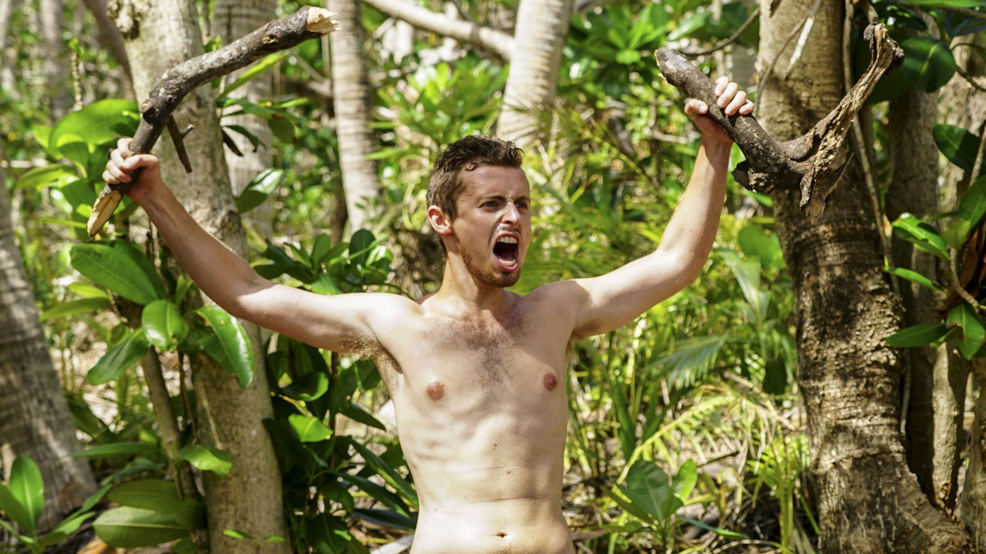 Takali Tribe member Adam revels in his Survivor experience.