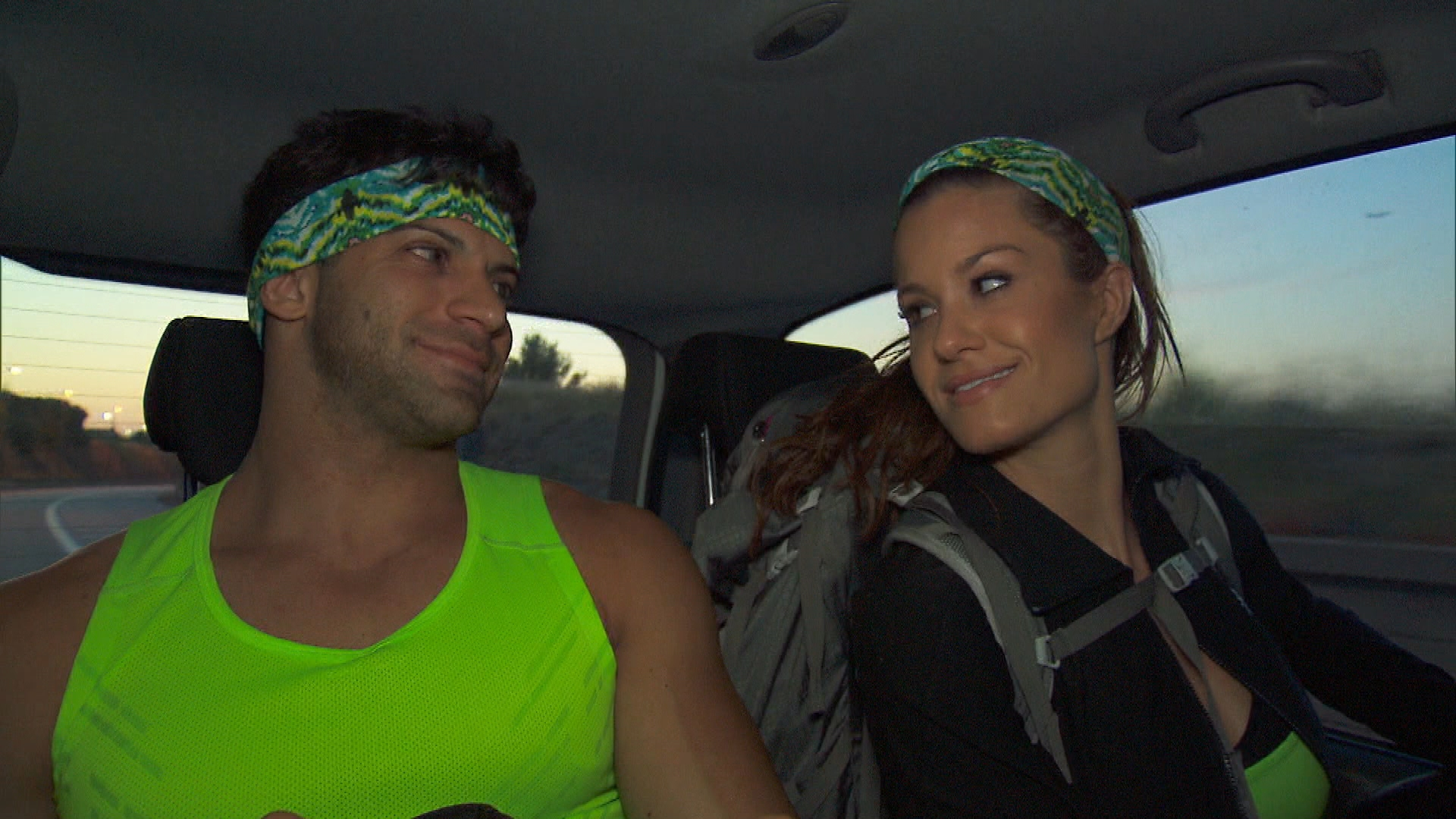 Robbie and Brooke