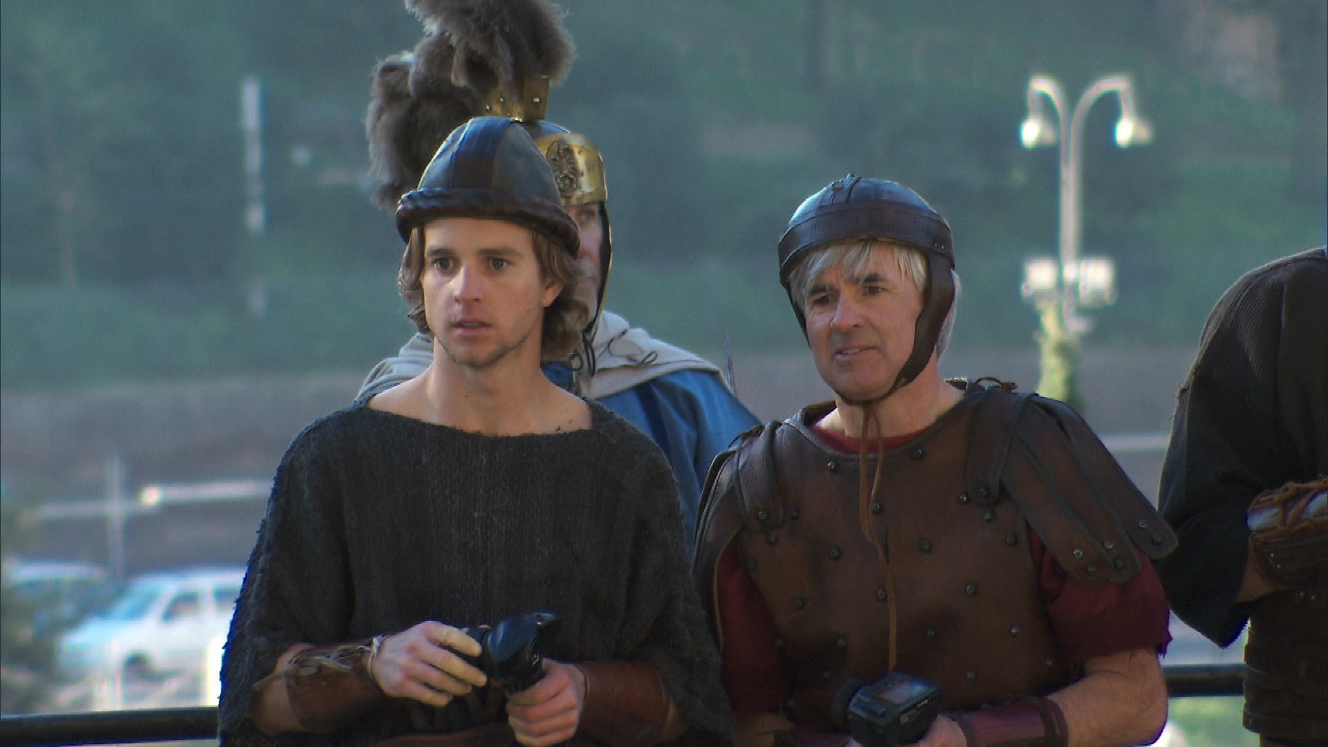 Connor and David in Season 24 Episode 7