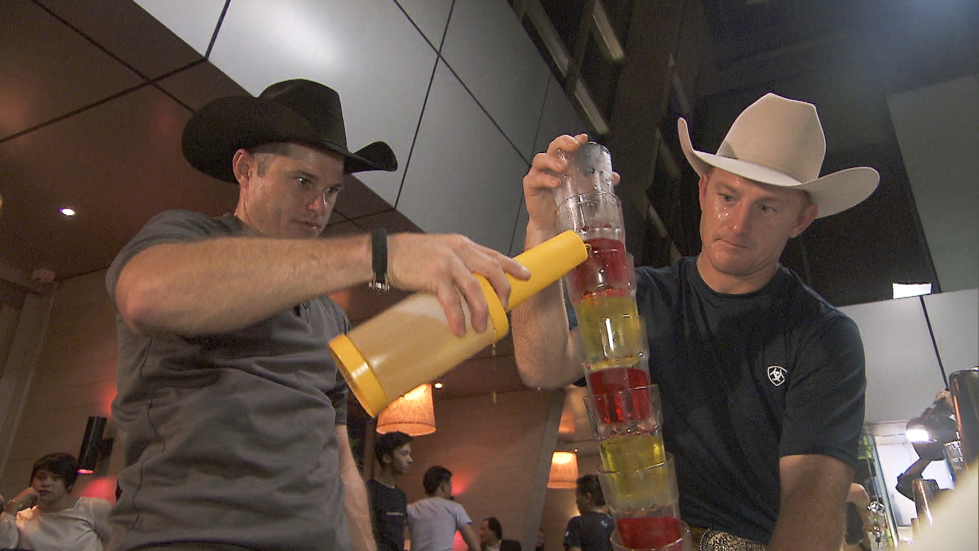 Cowboy brothers in Season 24 Episode 4