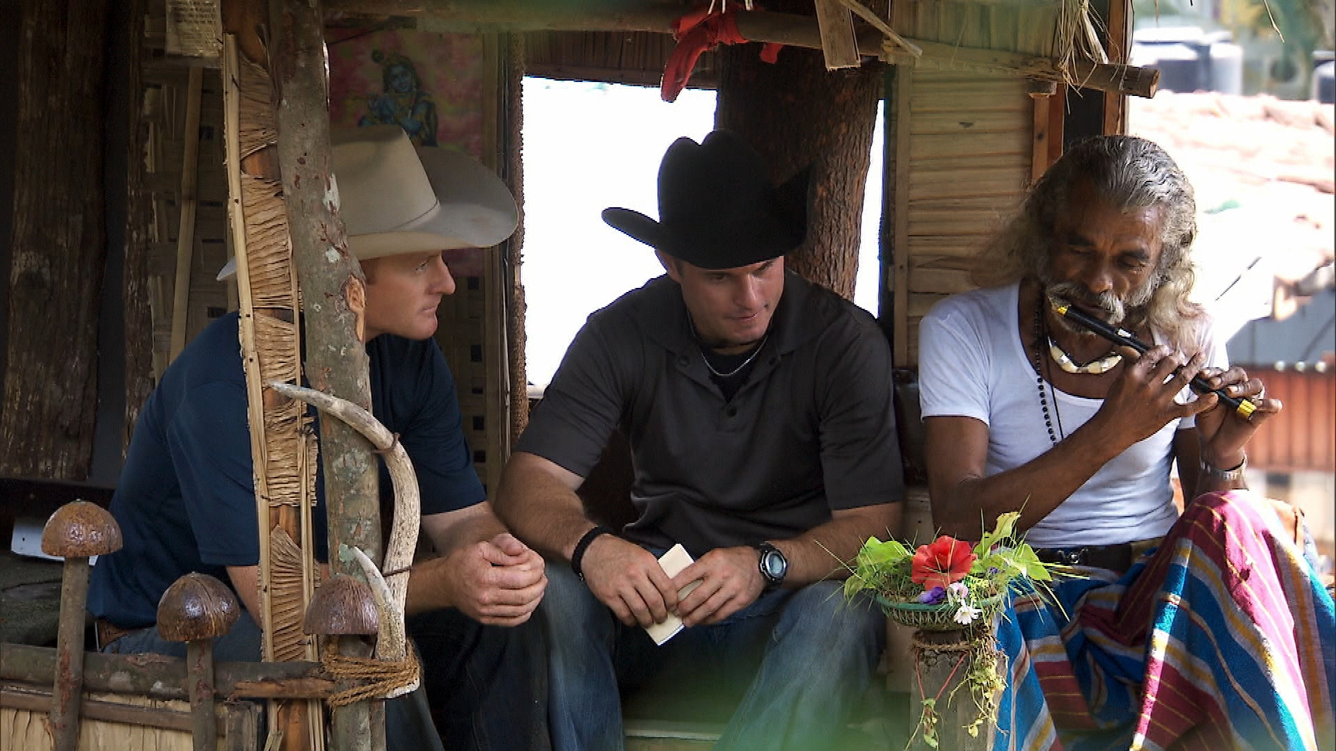 Cowboy brothers in Season 24 Episode 6