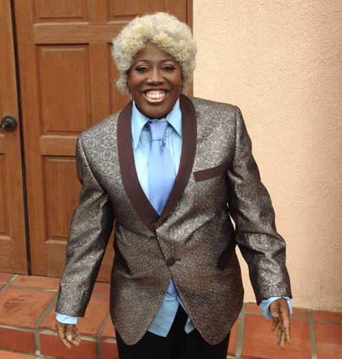 Sheryl Underwood as Claudius Templesmith