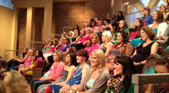 Audience of Expectant Moms