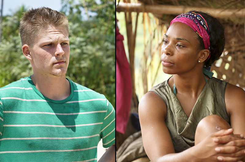 6. What are your honest feelings about Tasha Fox and Spencer Bledsoe?