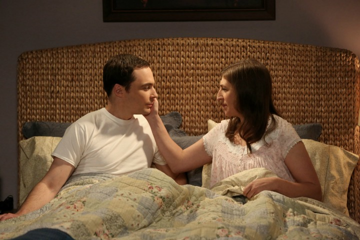 The Big Bang Theory Season 9 finale airs on Thursday, May 12 at 8/7c.