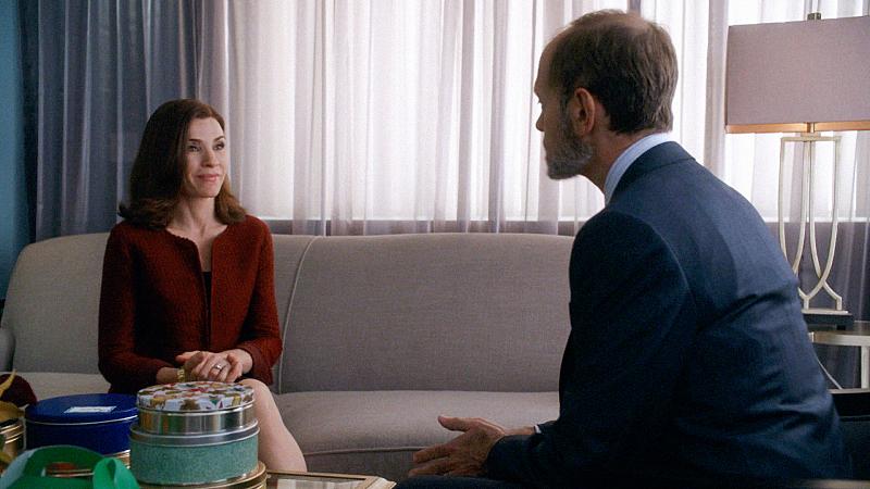Season 6 Episode 7 - The Good Wife - CBS.com