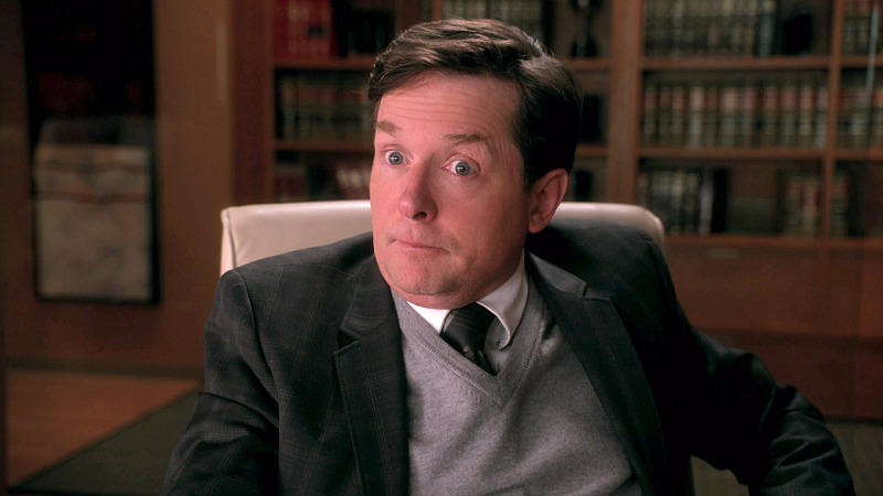 Michael J. Fox Reprises His Role of Louis Canning