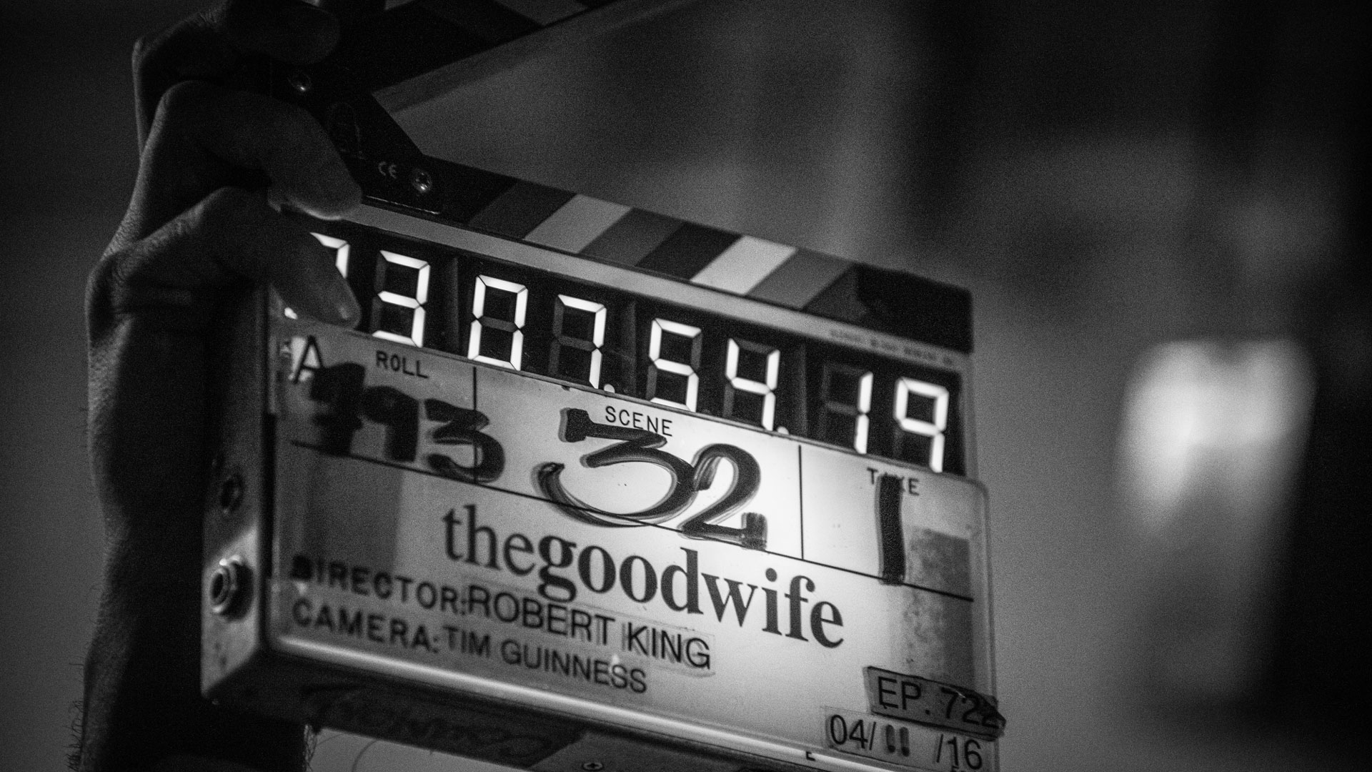 Goodbye to The Good Wife