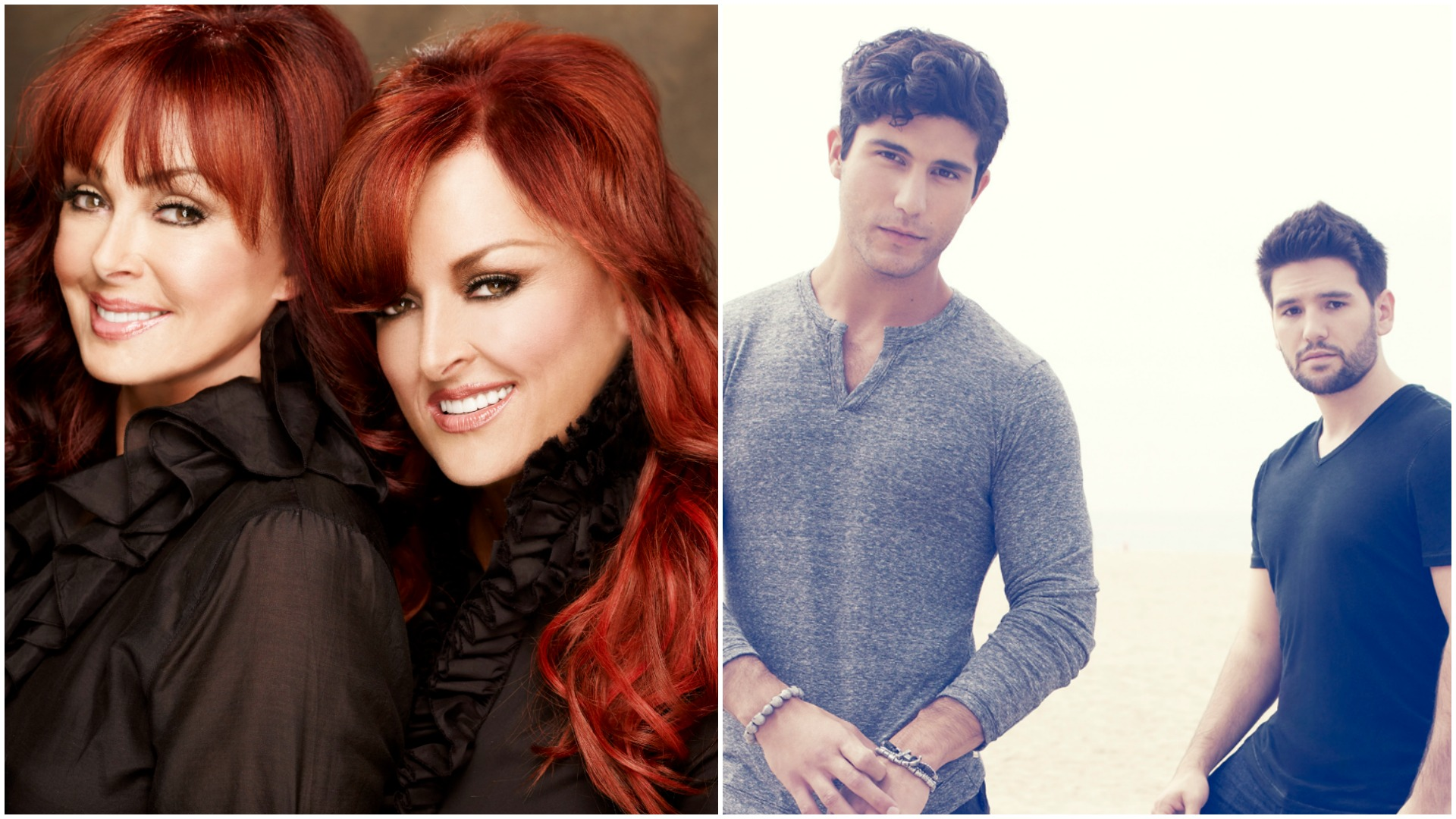 If you like The Judds, you'll love Dan + Shay.