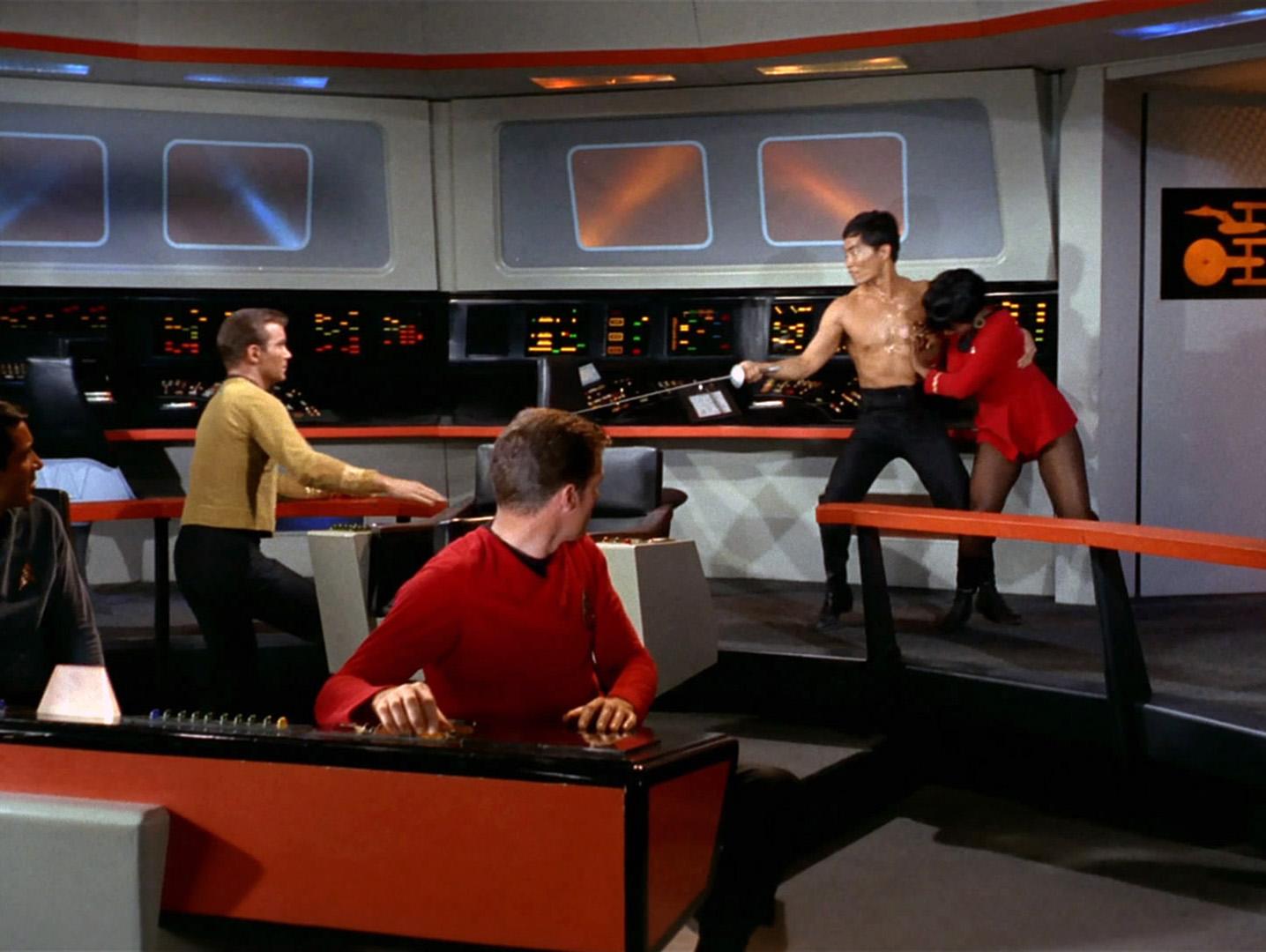 The Naked Time (Star Trek: The Original Series, Season 1, Episode 4)