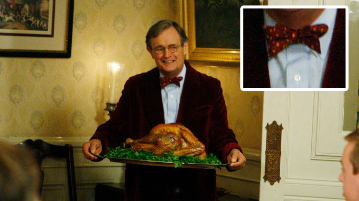 8. The 'Carve The Turkey' Bowtie