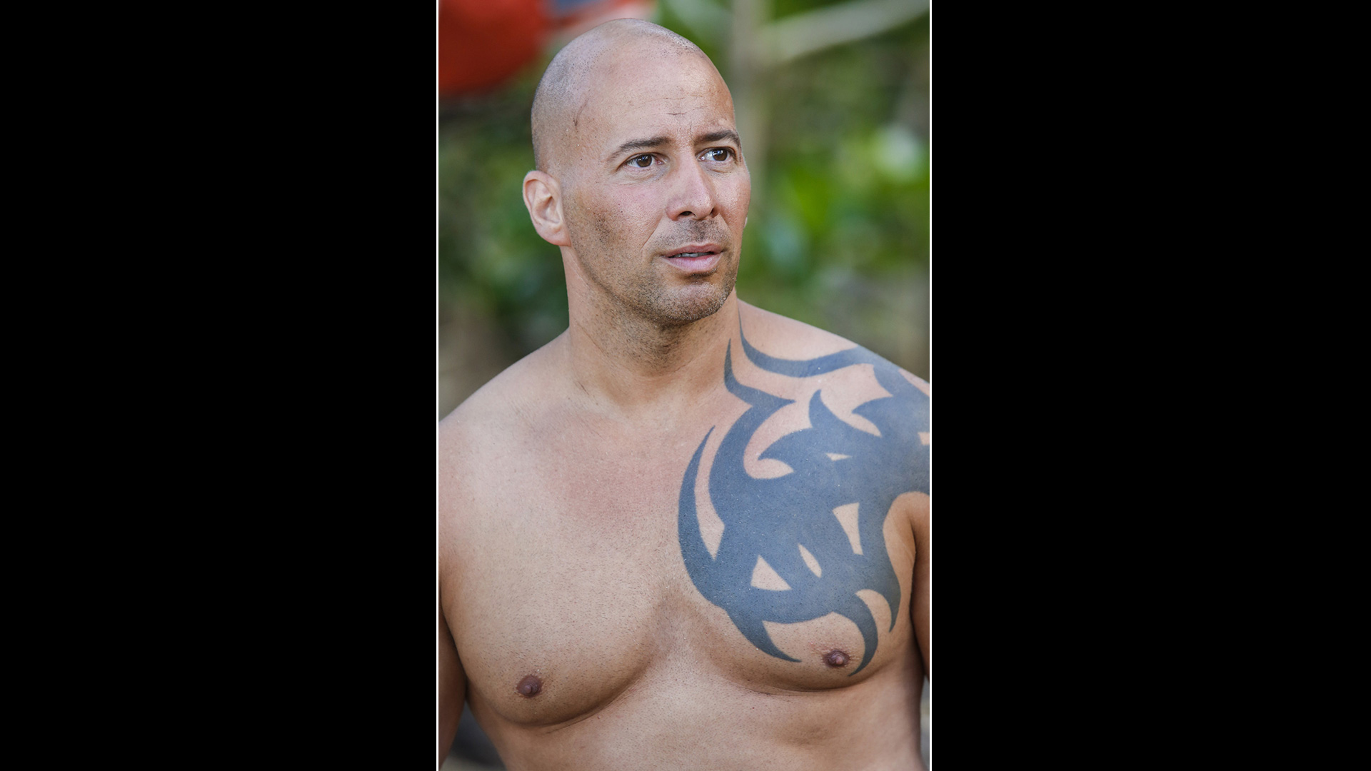 Survivor: Cagayan winner Tony Vlachos looks more determined than ever.