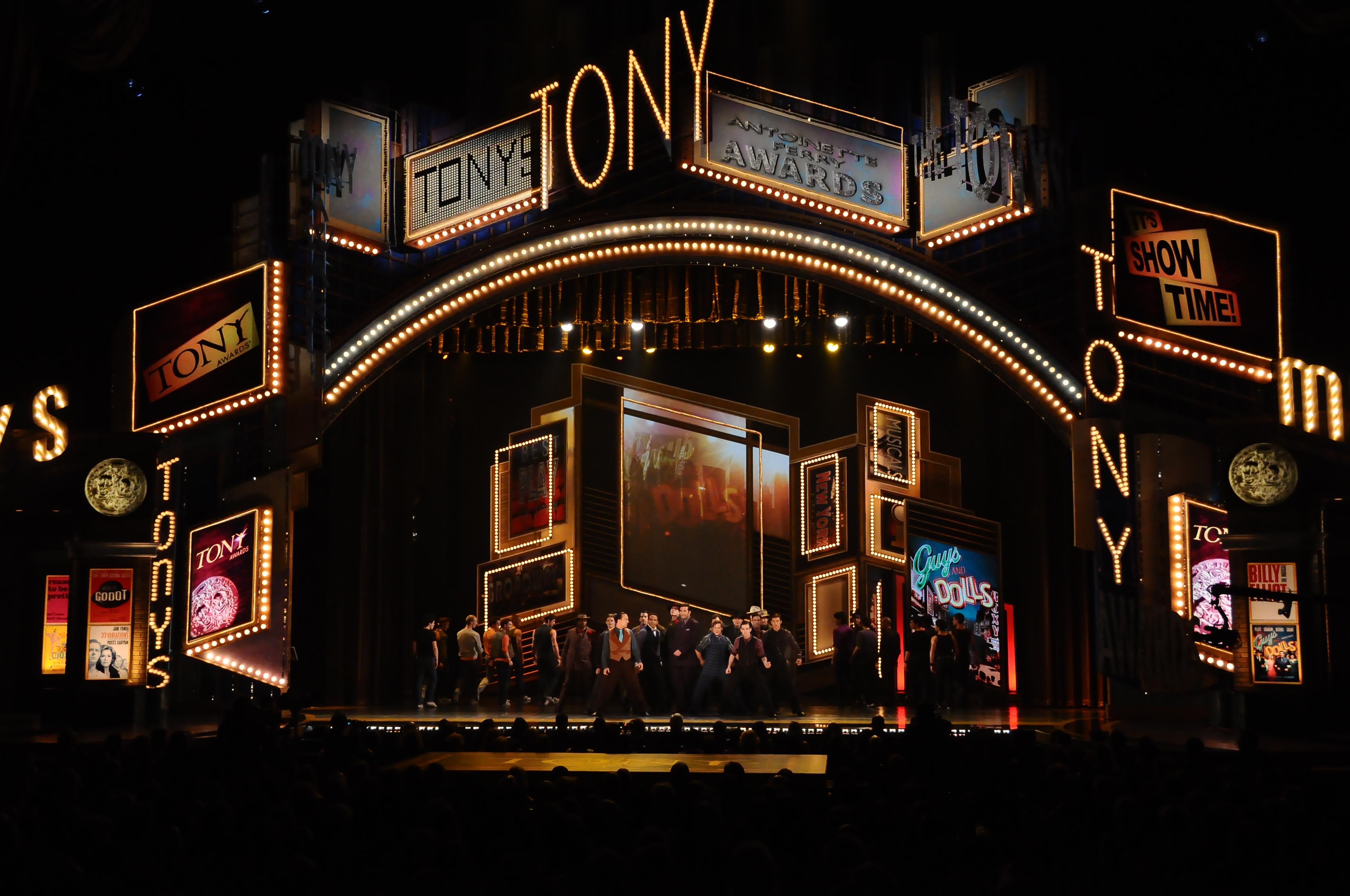 Tony Award Performances