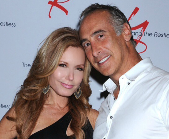The Young and the Restless' Tracey E. Bregman and boyfriend Brian Landow