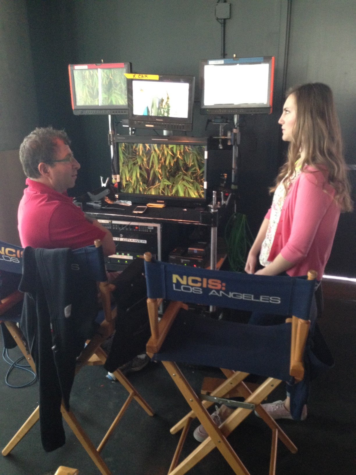 My Week at NCISLA - Day Three