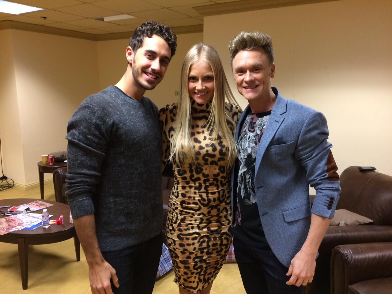 Reed, Kelley and Josh