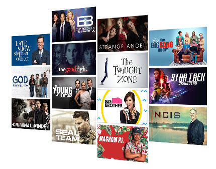 CBS All Access - We're Playing Favorites