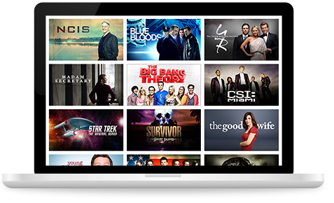 CBS All Access - 10,000+ Episodes On Demand