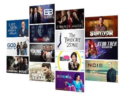 Stream Live TV Shows, Sports, News and Originals – CBS All