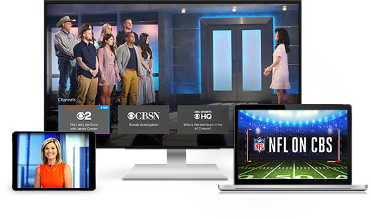 CBS All Access - Stream Live TV 24/7