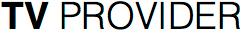 CBS MVPD TV Provider