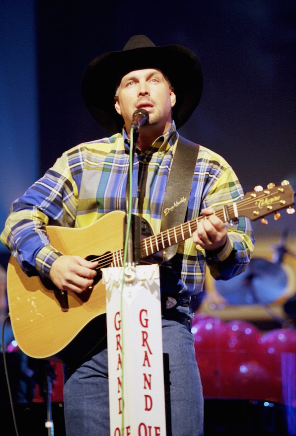 2. Brooks was the 65th member to join the Grand Ole Opry.