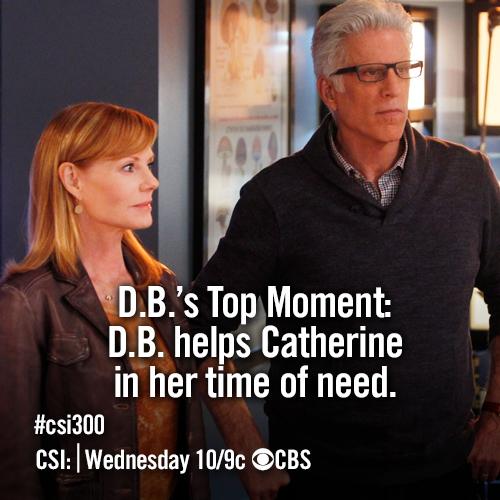 D.B.'s Top Moment