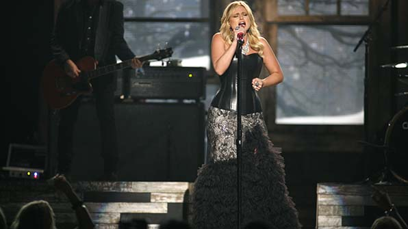 "When Miranda Lambert broke our hearts with ""Over You."""