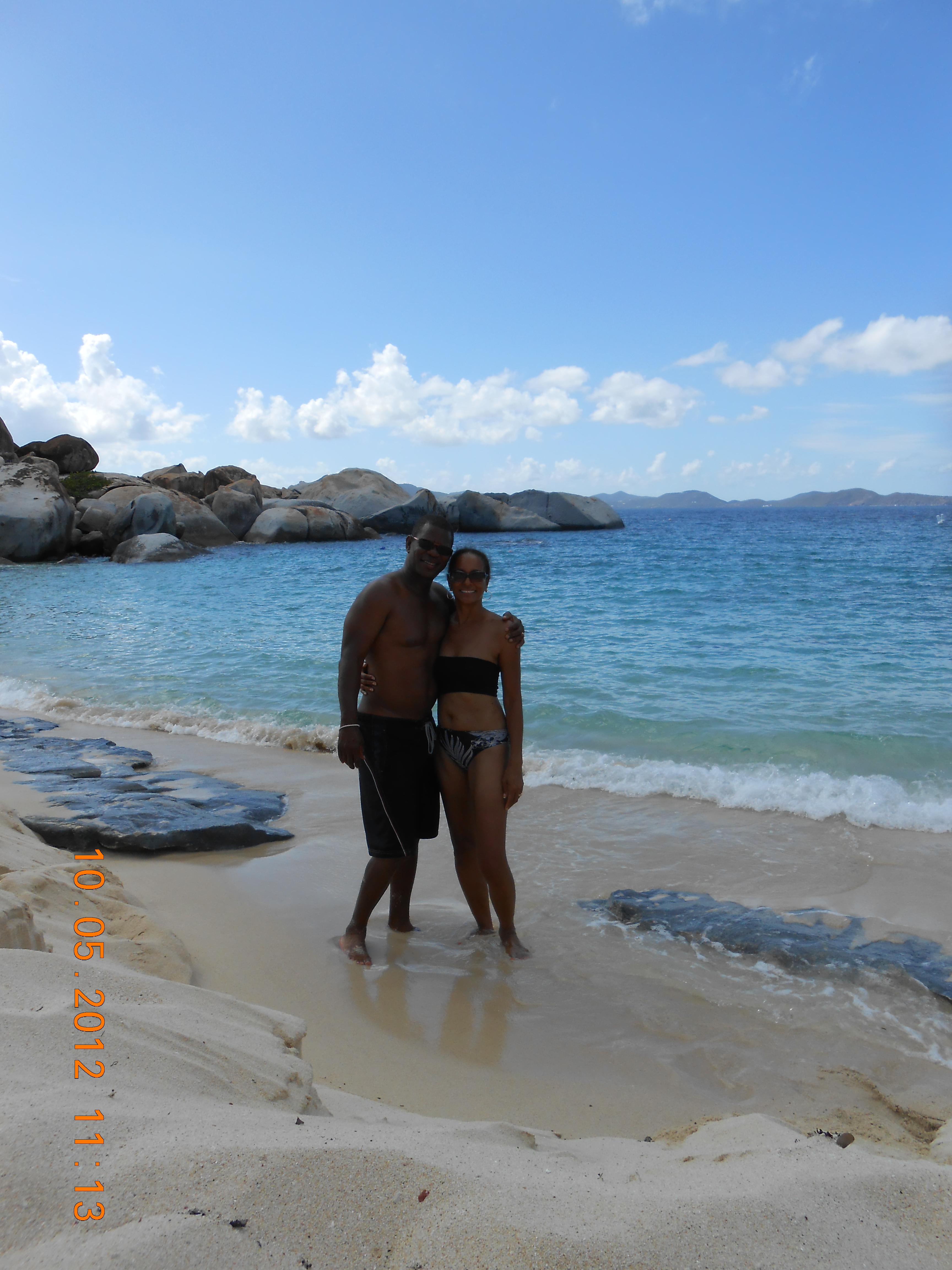 Trip to Tortola!