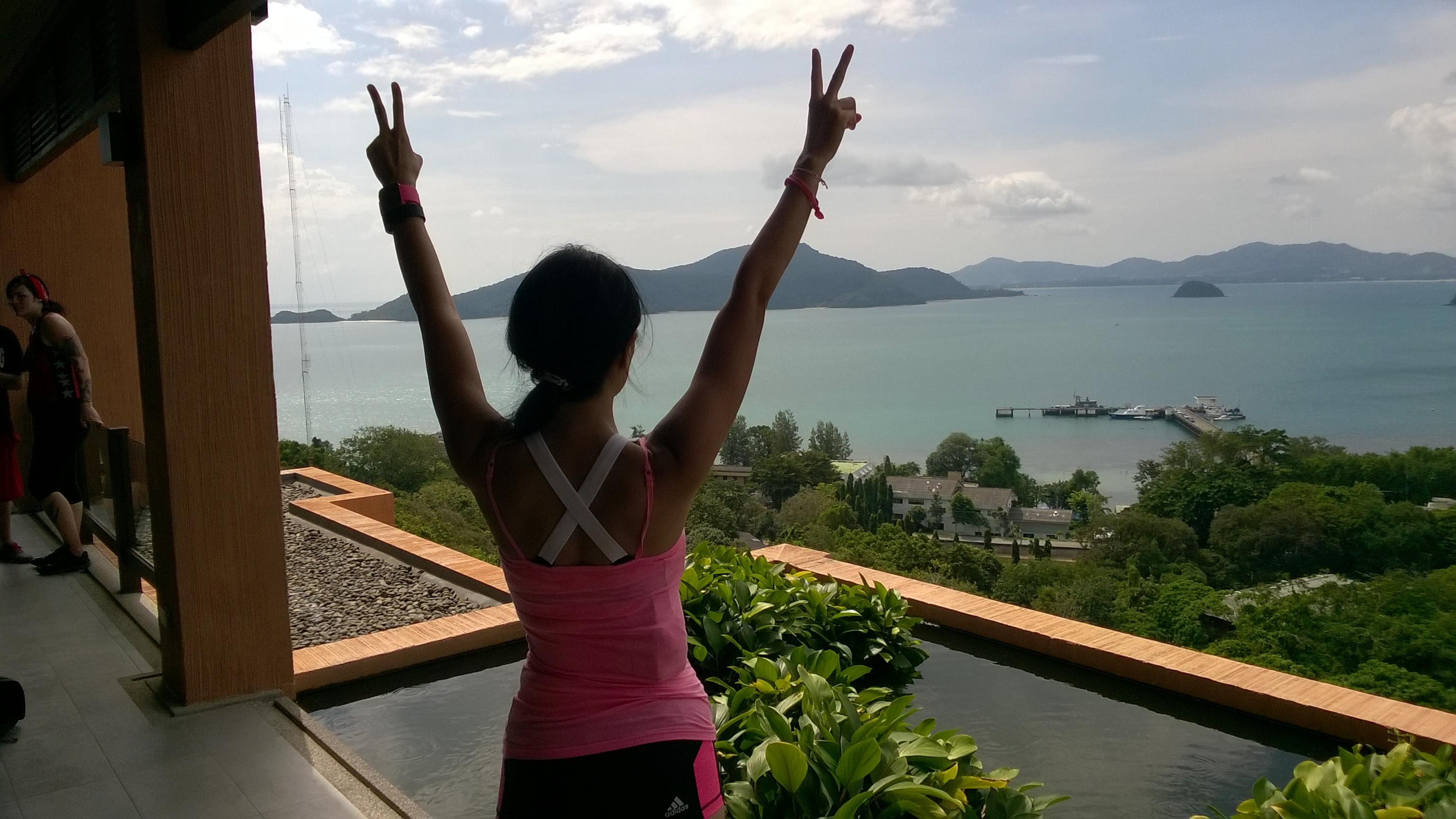 Peace, Thailand!