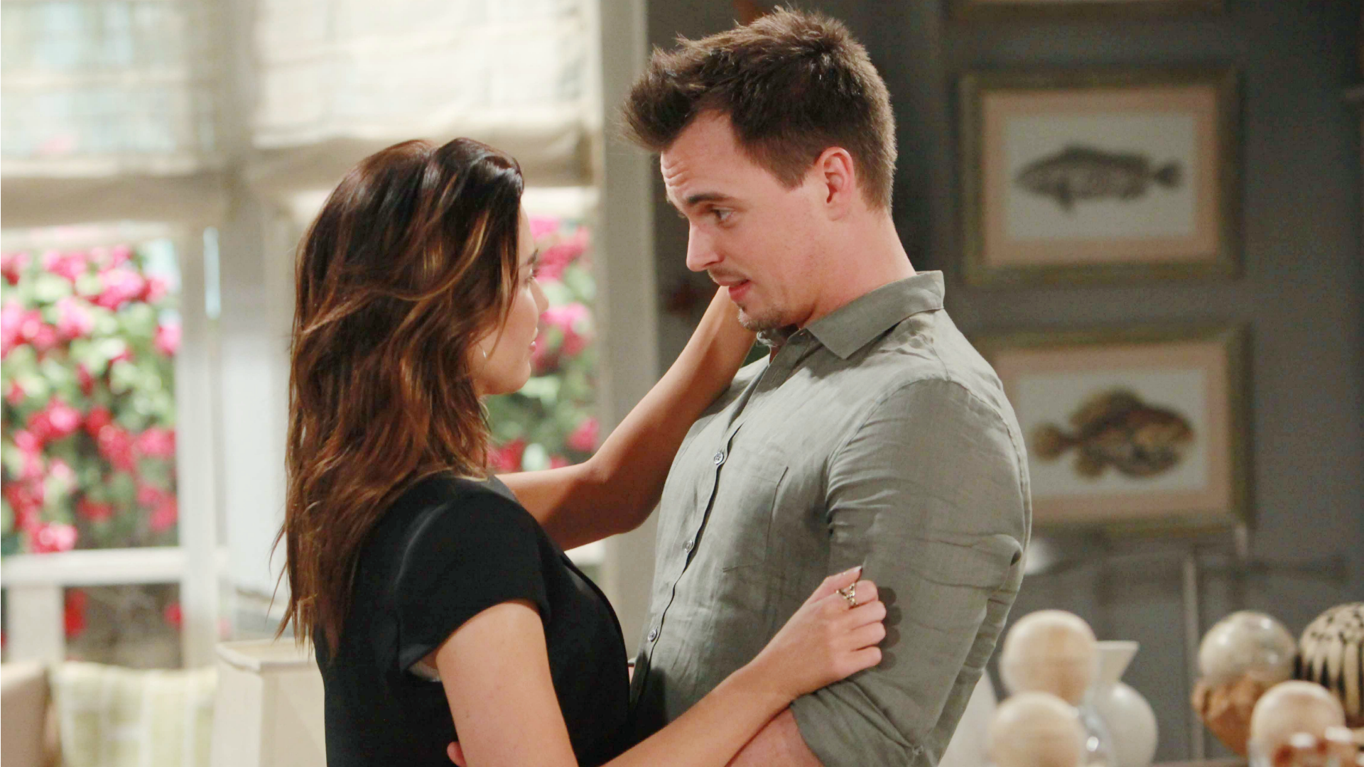 Wyatt reminds Steffy of his love for her.