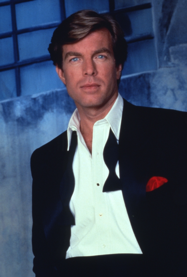 Dapper Peter Bergman