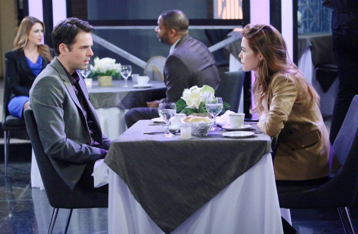 Victoria warns Billy not to become vengeful.