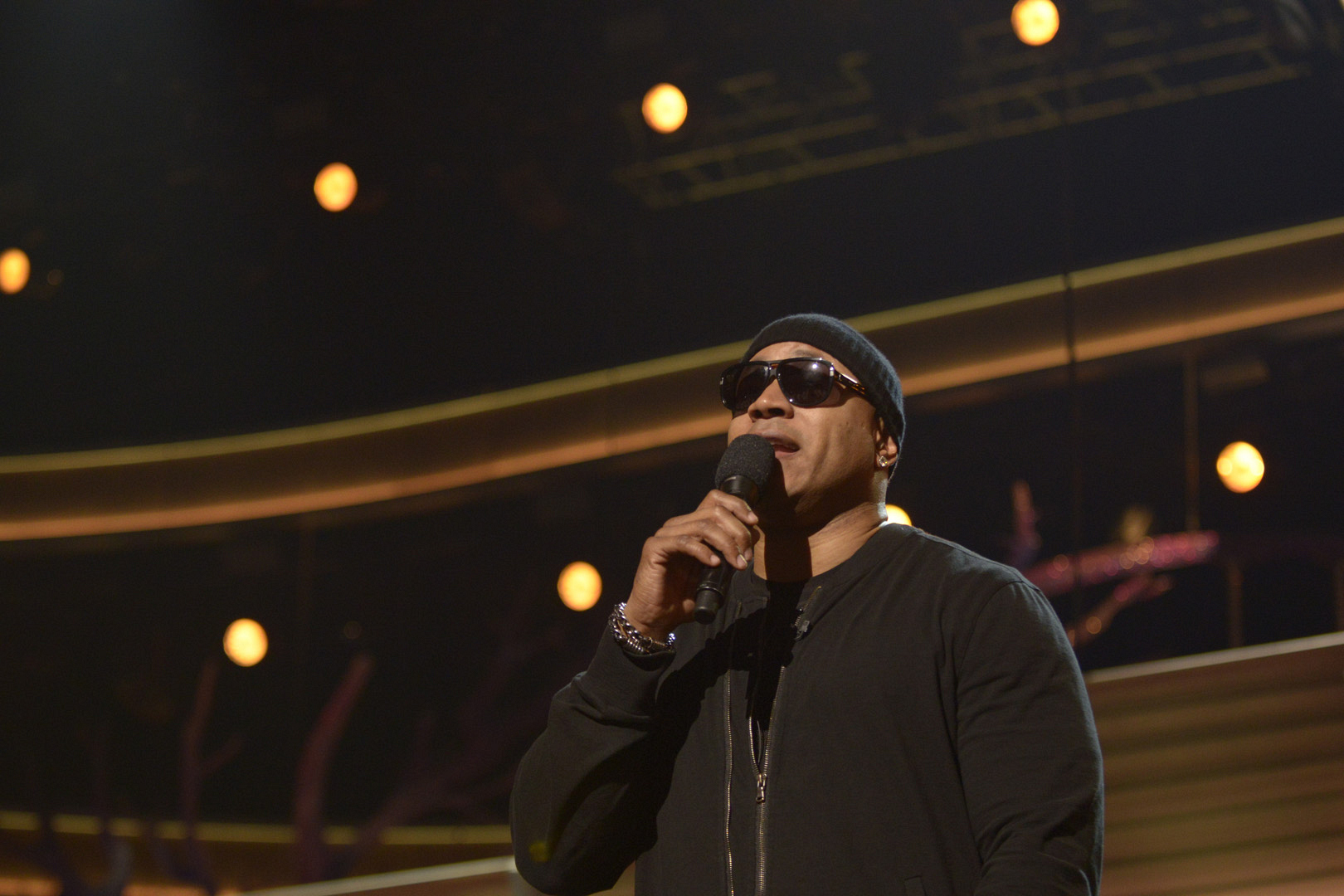 It's almost time for LL COOL J's fifth turn as host of GRAMMYs.