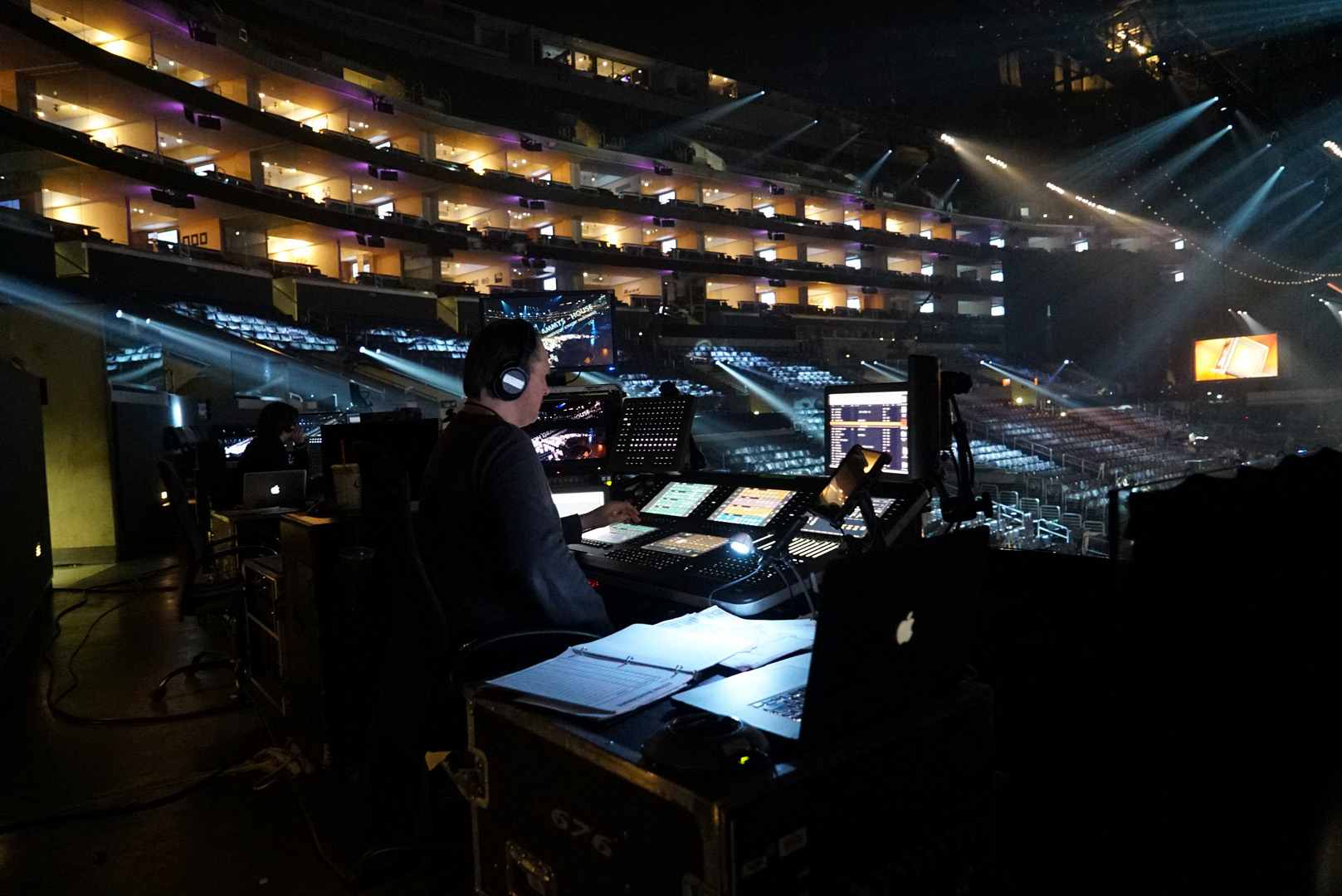 It's all about the details for the GRAMMYs production crew.