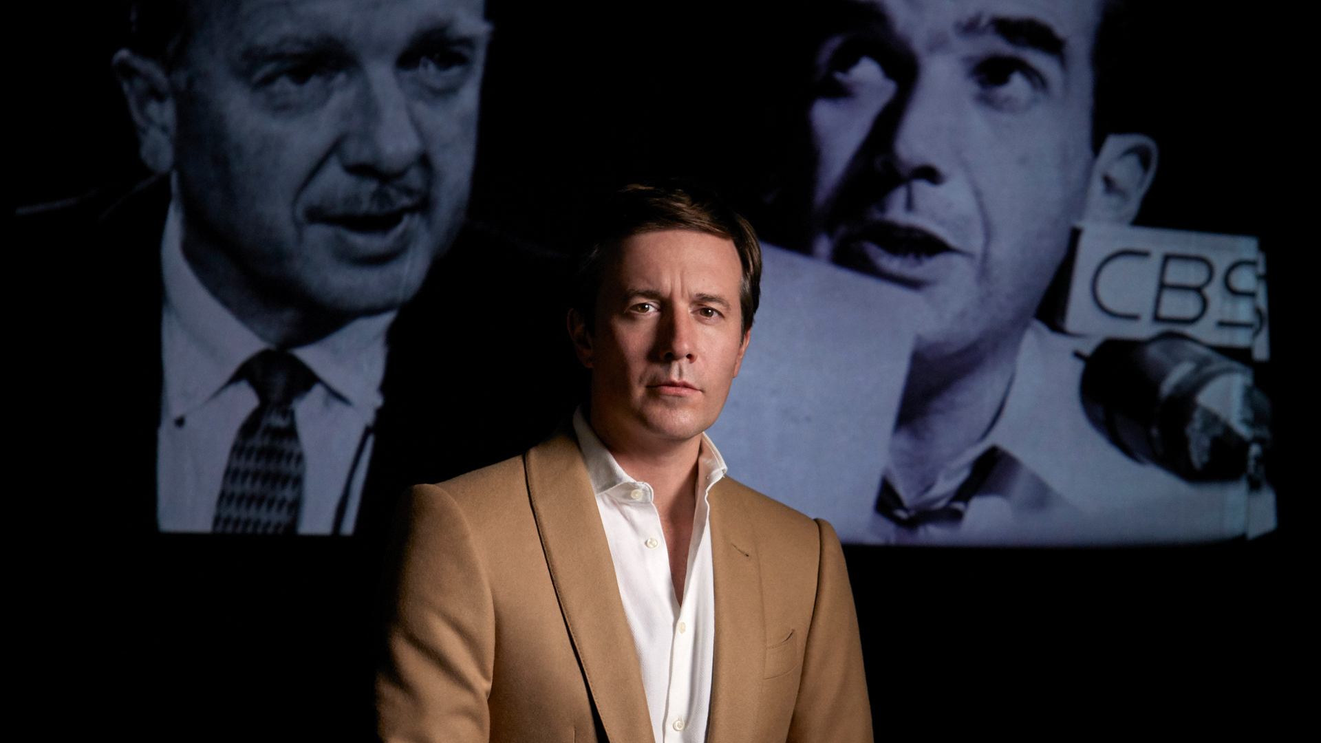 Jeff Glor, the new face of CBS Evening News