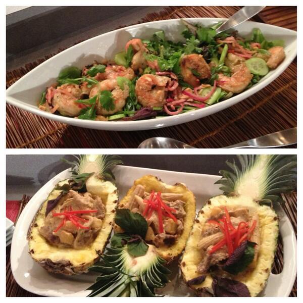 6. Thai Dishes - Chef Jet Tila