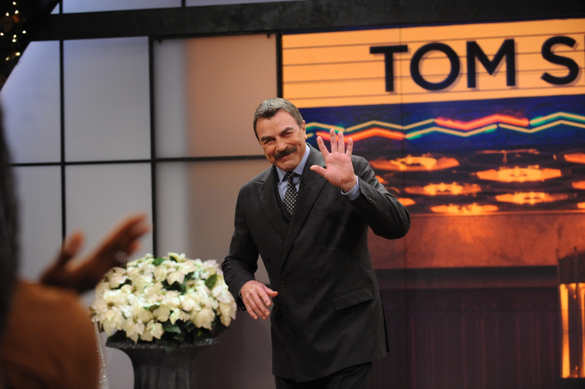 16. Tom Selleck - Blue Bloods