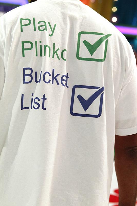 5. Bucket List