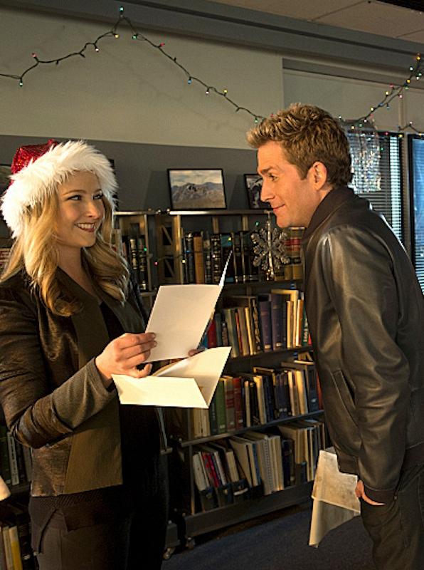 Morgan and Greg (CSI)