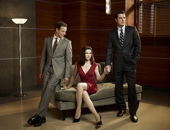 Alicia and Peter... and Will (The Good Wife)