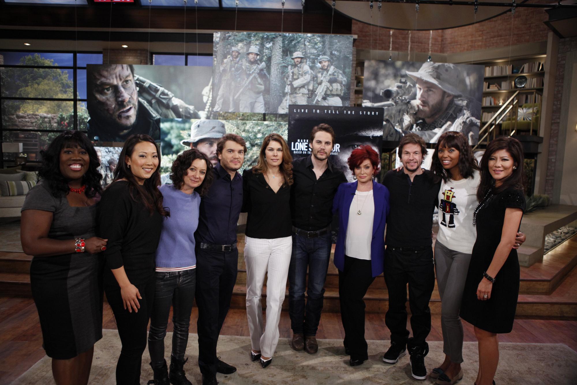 25. Emile Hirsch, Taylor Kitsch, Mark Wahlberg - Actors