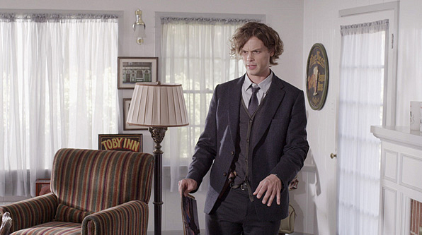 2. Dr. Spencer Reid (<i>Criminal Minds</i>)