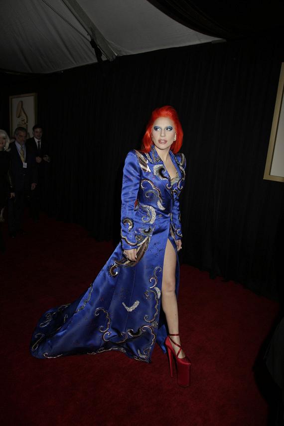 GRAMMYs 2016: Lady Gaga